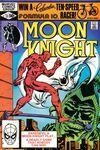 Moon Knight #13 comic books - cover scans photos Moon Knight #13 comic books - covers, picture gallery