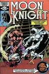 Moon Knight #16 comic books - cover scans photos Moon Knight #16 comic books - covers, picture gallery