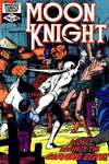 Moon Knight #18 comic books - cover scans photos Moon Knight #18 comic books - covers, picture gallery