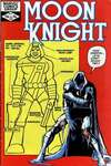 Moon Knight #19 comic books - cover scans photos Moon Knight #19 comic books - covers, picture gallery