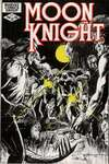 Moon Knight #21 comic books - cover scans photos Moon Knight #21 comic books - covers, picture gallery