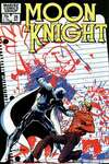 Moon Knight #26 comic books - cover scans photos Moon Knight #26 comic books - covers, picture gallery