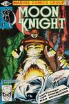 Moon Knight #4 comic books - cover scans photos Moon Knight #4 comic books - covers, picture gallery