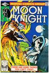 Moon Knight #5 Comic Books - Covers, Scans, Photos  in Moon Knight Comic Books - Covers, Scans, Gallery