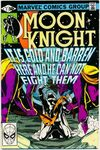 Moon Knight #7 comic books for sale