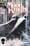 Moon Knight #6 comic books - cover scans photos Moon Knight #6 comic books - covers, picture gallery
