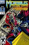 Morbius: The Living Vampire #3 Comic Books - Covers, Scans, Photos  in Morbius: The Living Vampire Comic Books - Covers, Scans, Gallery