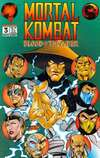 Mortal Kombat: Blood & Thunder #3 comic books for sale