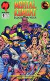 Mortal Kombat: Blood & Thunder #6 comic books for sale