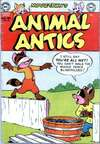 Movie Town Animal Antics #42 comic books for sale