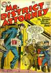 Mr. District Attorney #59 comic books - cover scans photos Mr. District Attorney #59 comic books - covers, picture gallery