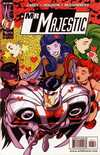 Mr. Majestic #6 comic books - cover scans photos Mr. Majestic #6 comic books - covers, picture gallery