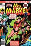 Ms. Marvel comic books