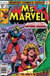 Ms. Marvel #19 comic books - cover scans photos Ms. Marvel #19 comic books - covers, picture gallery