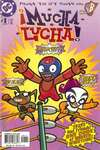 Mucha Lucha comic books