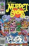 Muppet Babies #1 comic books - cover scans photos Muppet Babies #1 comic books - covers, picture gallery