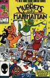 Muppets Take Manhattan comic books