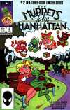 Muppets Take Manhattan #2 comic books - cover scans photos Muppets Take Manhattan #2 comic books - covers, picture gallery
