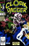 Mutant Misadventures of Cloak and Dagger #13 comic books - cover scans photos Mutant Misadventures of Cloak and Dagger #13 comic books - covers, picture gallery