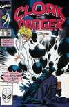 Mutant Misadventures of Cloak and Dagger #15 comic books - cover scans photos Mutant Misadventures of Cloak and Dagger #15 comic books - covers, picture gallery