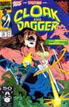 Mutant Misadventures of Cloak and Dagger #18 comic books - cover scans photos Mutant Misadventures of Cloak and Dagger #18 comic books - covers, picture gallery