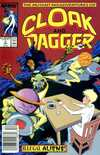 Mutant Misadventures of Cloak and Dagger #2 Comic Books - Covers, Scans, Photos  in Mutant Misadventures of Cloak and Dagger Comic Books - Covers, Scans, Gallery