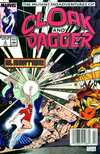 Mutant Misadventures of Cloak and Dagger #3 comic books - cover scans photos Mutant Misadventures of Cloak and Dagger #3 comic books - covers, picture gallery