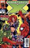 Mutant X #5 comic books - cover scans photos Mutant X #5 comic books - covers, picture gallery