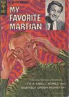 My Favorite Martian #3 Comic Books - Covers, Scans, Photos  in My Favorite Martian Comic Books - Covers, Scans, Gallery
