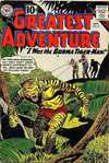 My Greatest Adventure #59 comic books - cover scans photos My Greatest Adventure #59 comic books - covers, picture gallery