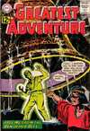 My Greatest Adventure #71 comic books for sale