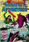 My Greatest Adventure #81 comic books - cover scans photos My Greatest Adventure #81 comic books - covers, picture gallery