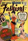 My Little Margie's Fashions Comic Books. My Little Margie's Fashions Comics.