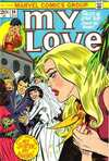 My Love #24 comic books for sale
