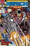 Mys-Tech Wars #4 comic books - cover scans photos Mys-Tech Wars #4 comic books - covers, picture gallery