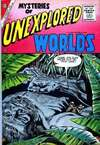 Mysteries of Unexplored Worlds Comic Books. Mysteries of Unexplored Worlds Comics.