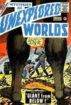 Mysteries of Unexplored Worlds #15 Comic Books - Covers, Scans, Photos  in Mysteries of Unexplored Worlds Comic Books - Covers, Scans, Gallery
