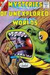Mysteries of Unexplored Worlds #34 comic books - cover scans photos Mysteries of Unexplored Worlds #34 comic books - covers, picture gallery