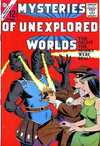 Mysteries of Unexplored Worlds #39 comic books - cover scans photos Mysteries of Unexplored Worlds #39 comic books - covers, picture gallery