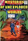 Mysteries of Unexplored Worlds #42 comic books - cover scans photos Mysteries of Unexplored Worlds #42 comic books - covers, picture gallery