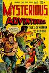 Mysterious Adventures comic books