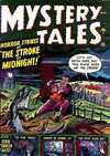 Mystery Tales comic books