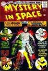 Mystery in Space #103 comic books - cover scans photos Mystery in Space #103 comic books - covers, picture gallery