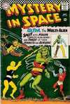 Mystery in Space #107 comic books - cover scans photos Mystery in Space #107 comic books - covers, picture gallery