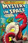 Mystery in Space #110 comic books - cover scans photos Mystery in Space #110 comic books - covers, picture gallery