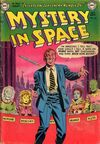Mystery in Space #10 Comic Books - Covers, Scans, Photos  in Mystery in Space Comic Books - Covers, Scans, Gallery