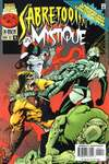 Mystique & Sabretooth #4 comic books for sale