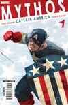 Mythos: Captain America #1 comic books - cover scans photos Mythos: Captain America #1 comic books - covers, picture gallery