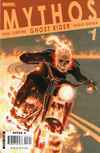 Mythos: Ghost Rider #1 comic books - cover scans photos Mythos: Ghost Rider #1 comic books - covers, picture gallery