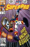 NFL SuperPro #11 comic books for sale